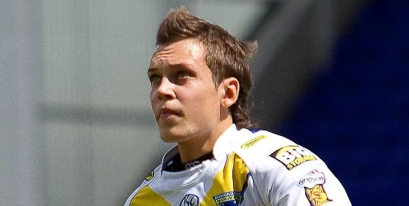 Gareth O'Brien u20's Player of the Month July 2010