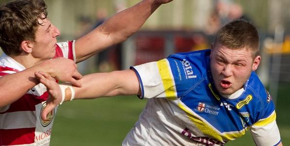 Jack Morrison u20's Player of the Month April 2012