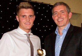 Jacque Peet u19 Club Player of the Year 2013