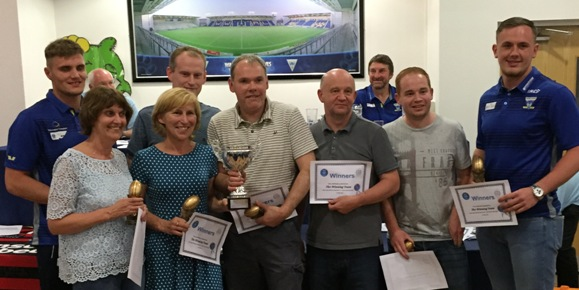 2016 WWST Quiz Night Results