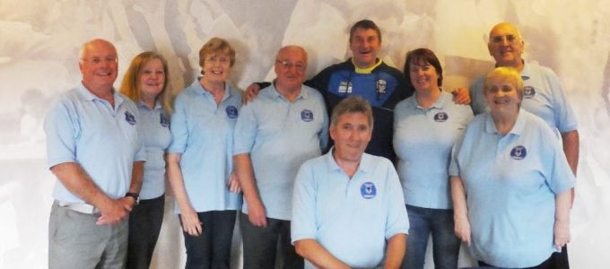 WWST Committee say farewell to Tony Smith
