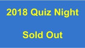 Quiz Night is now SOLD OUT