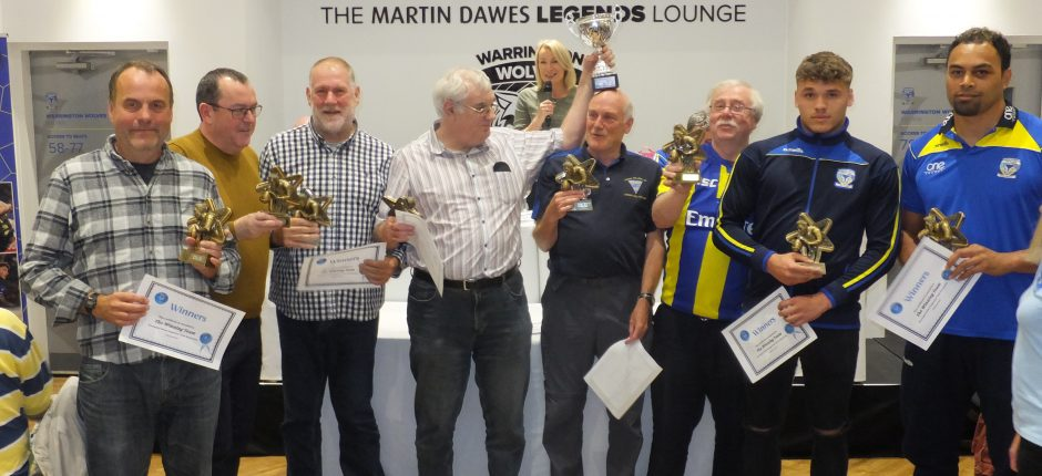 2019 WWST Quiz Winners
