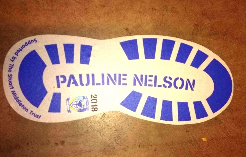 Pauline Nelson South Stand Footprint