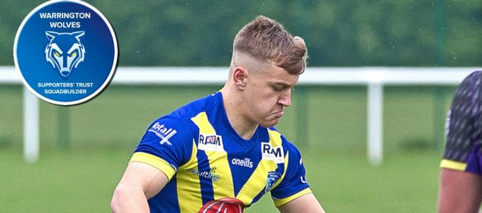 Leon Hayes under 19's Player of the Month May 2021