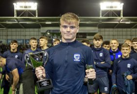 James Hartill Academy Player of the Year 2021